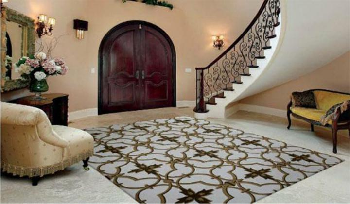 Customized Rugs