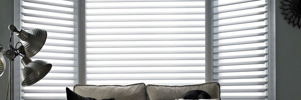 Glass Window Blinds
